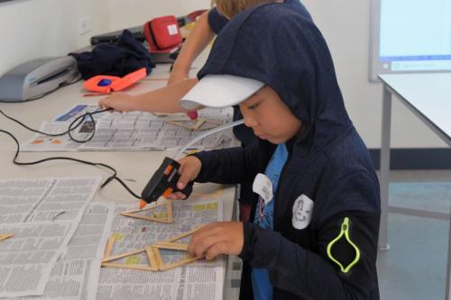 Young Engineers - Bridge Build